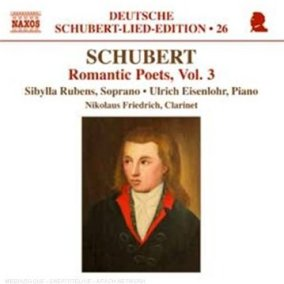 Schubert: Romantic Poets Vol.3
